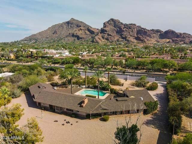 4826 E Lincoln Drive E, Paradise Valley, AZ 85253 (MLS #6260638) :: Keller Williams Realty Phoenix