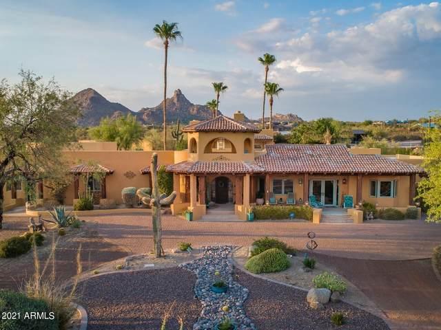 9716 E Mariposa Grande Drive, Scottsdale, AZ 85255 (MLS #6260681) :: Elite Home Advisors