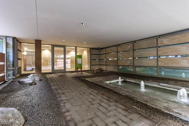7157 E Rancho Vista Drive #4008, Scottsdale, AZ 85251 (MLS #6260694) :: Maison DeBlanc Real Estate