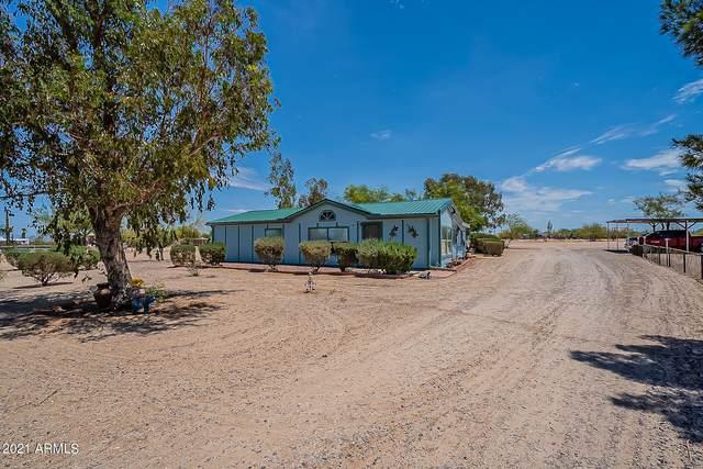 7949 N Cita Lane, Florence, AZ 85132 (MLS #6260702) :: Devor Real Estate Associates