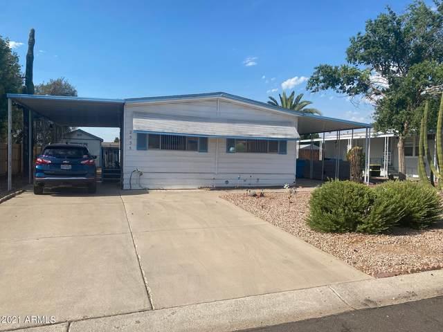2535 E Oraibi Drive, Phoenix, AZ 85050 (MLS #6260756) :: Executive Realty Advisors