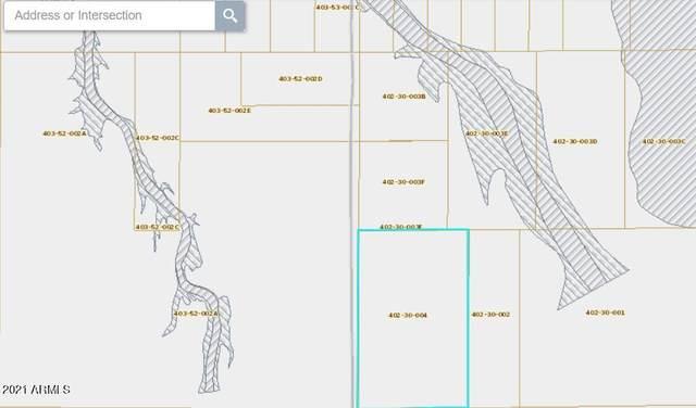 0 W 307th Avenue, Gila Bend, AZ 85337 (MLS #6260786) :: Yost Realty Group at RE/MAX Casa Grande