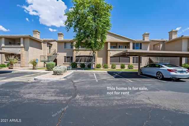 16013 S Desert Foothills Parkway #2163, Phoenix, AZ 85048 (MLS #6260795) :: Maison DeBlanc Real Estate