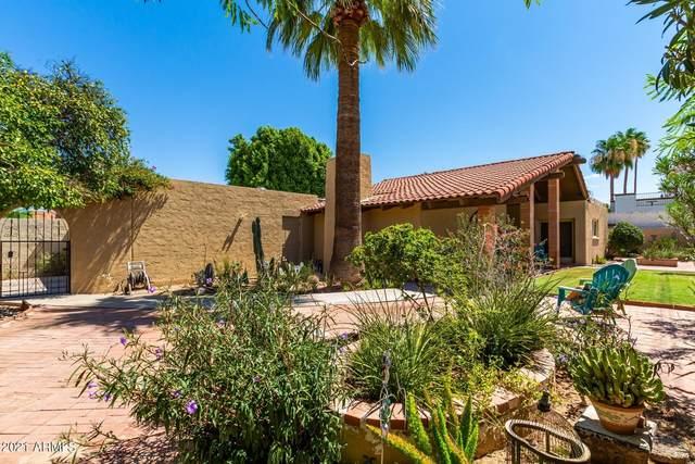 2835 N 77TH Place, Scottsdale, AZ 85257 (MLS #6260806) :: Jonny West Real Estate