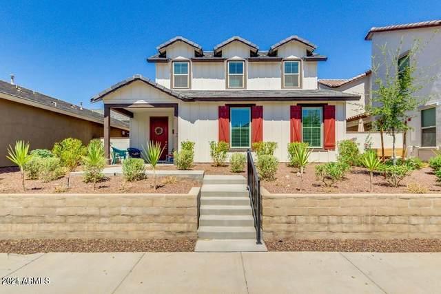 20738 W Legend Trail, Buckeye, AZ 85396 (MLS #6260811) :: Long Realty West Valley