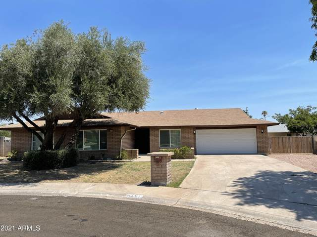 4311 W Las Palmaritas Drive, Glendale, AZ 85302 (MLS #6260869) :: Yost Realty Group at RE/MAX Casa Grande