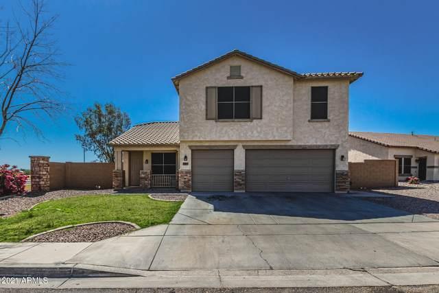 32807 N Donnelly Wash Way, Queen Creek, AZ 85142 (MLS #6260870) :: Klaus Team Real Estate Solutions