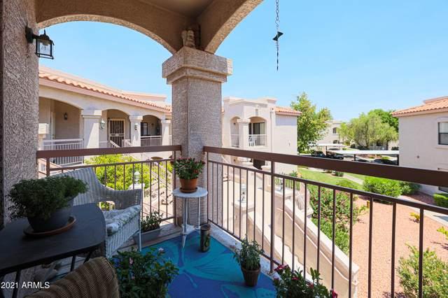 9151 W Greenway Road #261, Peoria, AZ 85381 (MLS #6260891) :: Yost Realty Group at RE/MAX Casa Grande