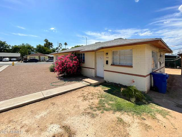 547 N Drew Street W, Mesa, AZ 85201 (MLS #6260916) :: ASAP Realty