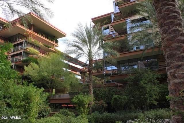 7157 E Rancho Vista Drive #5002, Scottsdale, AZ 85251 (MLS #6261000) :: Maison DeBlanc Real Estate