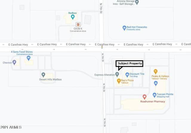 701 E Carefree Highway, Phoenix, AZ 85085 (MLS #6261028) :: West Desert Group | HomeSmart