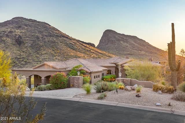 9814 N Solitude Canyon, Fountain Hills, AZ 85268 (MLS #6261035) :: Executive Realty Advisors