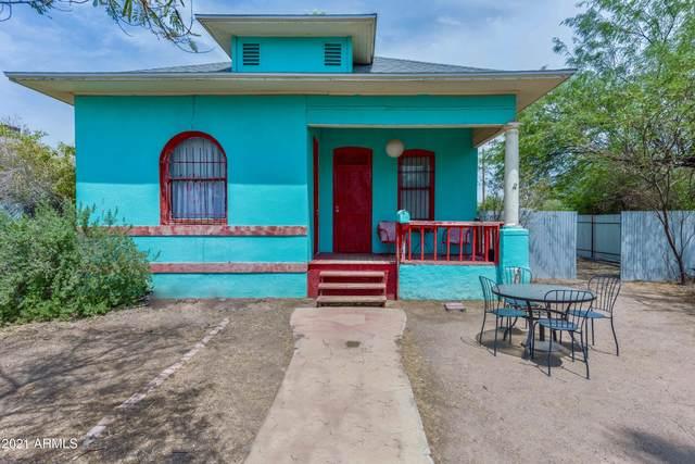 1101 N 10TH Street, Phoenix, AZ 85006 (MLS #6261064) :: Yost Realty Group at RE/MAX Casa Grande