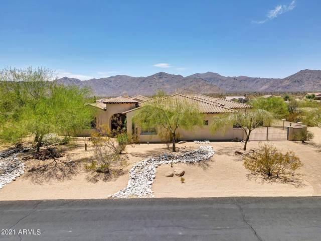 8708 N 193rd Drive, Waddell, AZ 85355 (MLS #6261071) :: Yost Realty Group at RE/MAX Casa Grande