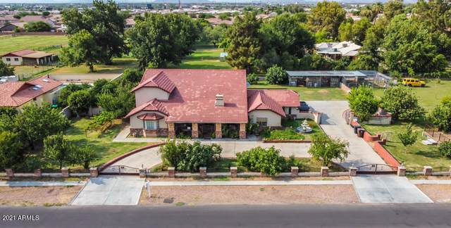 7908 W Country Gable Drive, Peoria, AZ 85381 (MLS #6261105) :: Executive Realty Advisors