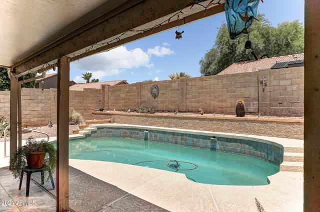 2732 E Rockledge Road, Phoenix, AZ 85048 (MLS #6261133) :: Yost Realty Group at RE/MAX Casa Grande
