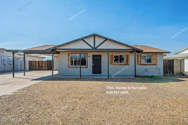 6974 W Solano Drive, Glendale, AZ 85303 (MLS #6261137) :: Yost Realty Group at RE/MAX Casa Grande