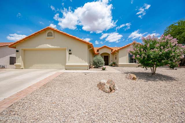 2736 Pardilla Place, Sierra Vista, AZ 85650 (MLS #6261153) :: Yost Realty Group at RE/MAX Casa Grande