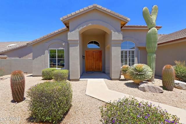 9672 E Balancing Rock Road, Scottsdale, AZ 85262 (MLS #6261158) :: Yost Realty Group at RE/MAX Casa Grande