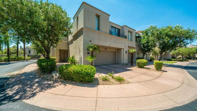 8989 N Gainey Center Drive #101, Scottsdale, AZ 85258 (MLS #6261164) :: Service First Realty
