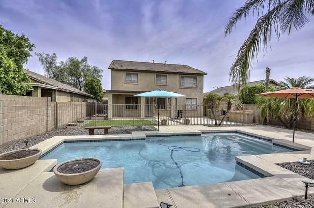 16019 W Maui Lane, Surprise, AZ 85379 (MLS #6261194) :: Yost Realty Group at RE/MAX Casa Grande
