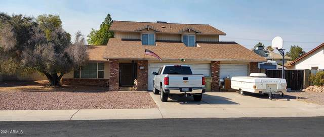 6402 W Desert Hills Drive, Glendale, AZ 85304 (MLS #6261228) :: Yost Realty Group at RE/MAX Casa Grande