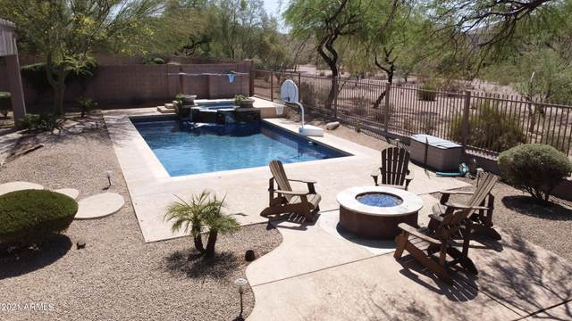 22045 N 55TH Street, Phoenix, AZ 85054 (MLS #6261252) :: The Riddle Group