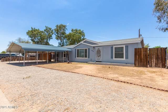 634 S 97TH Way, Mesa, AZ 85208 (MLS #6261256) :: The Riddle Group