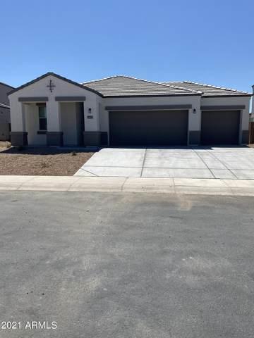 3435 N 307TH Drive, Buckeye, AZ 85396 (MLS #6261270) :: CANAM Realty Group