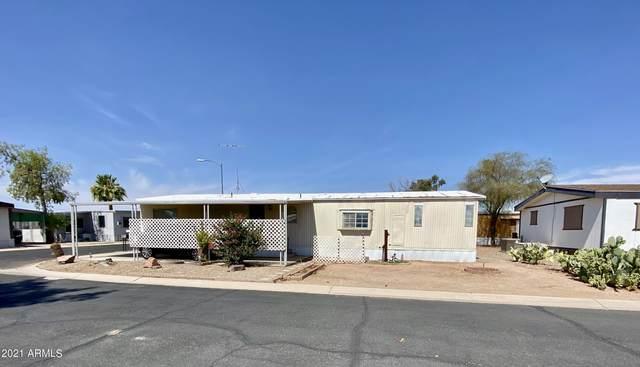 426 W Cottonwood Lane #45, Casa Grande, AZ 85122 (MLS #6261279) :: Long Realty West Valley