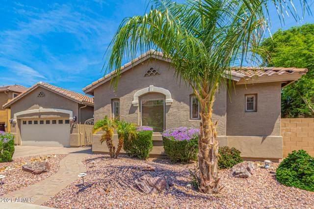 2688 E Bridgeport Parkway, Gilbert, AZ 85295 (MLS #6261286) :: Service First Realty