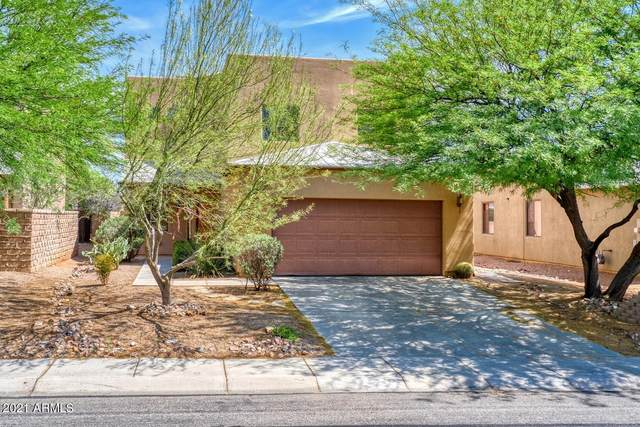 1883 Chaplain Carter Drive, Sierra Vista, AZ 85635 (MLS #6261294) :: Yost Realty Group at RE/MAX Casa Grande