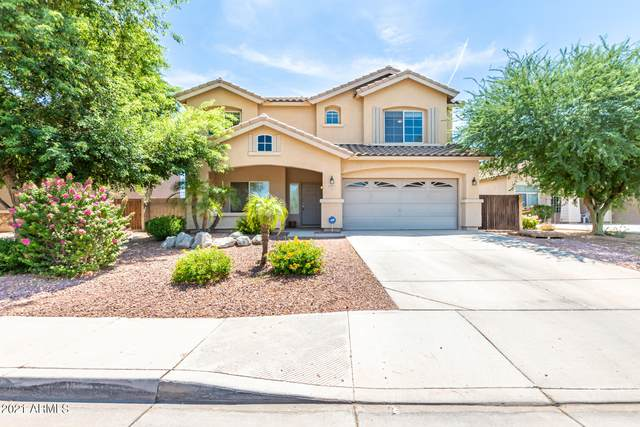 6543 S Topaz Drive, Chandler, AZ 85249 (MLS #6261303) :: Yost Realty Group at RE/MAX Casa Grande