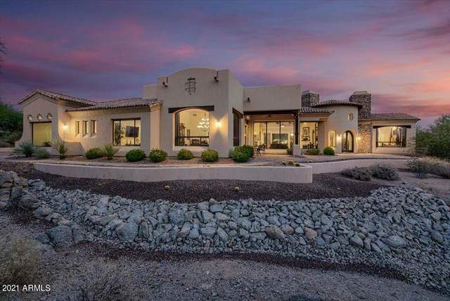 4317 N Deserts Gate Circle, Mesa, AZ 85207 (MLS #6261316) :: Executive Realty Advisors