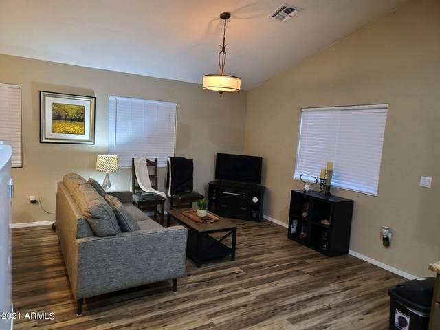 100 W Pinecone Circle, Payson, AZ 85541 (MLS #6261344) :: Conway Real Estate