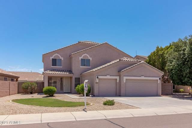 20325 N 93RD Avenue, Peoria, AZ 85382 (MLS #6261374) :: Yost Realty Group at RE/MAX Casa Grande