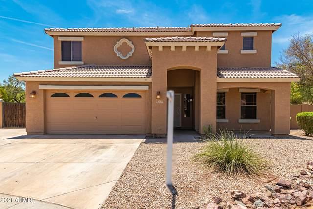 2437 W Darrel Road, Phoenix, AZ 85041 (MLS #6261399) :: Yost Realty Group at RE/MAX Casa Grande
