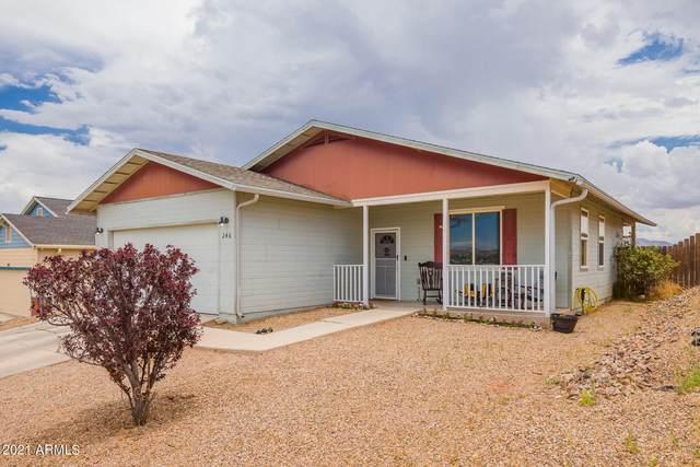 246 N Shupe Drive, Benson, AZ 85602 (MLS #6261406) :: The Copa Team | The Maricopa Real Estate Company
