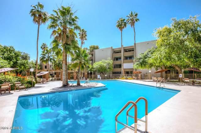 7625 E Camelback Road A439, Scottsdale, AZ 85251 (MLS #6261409) :: Conway Real Estate