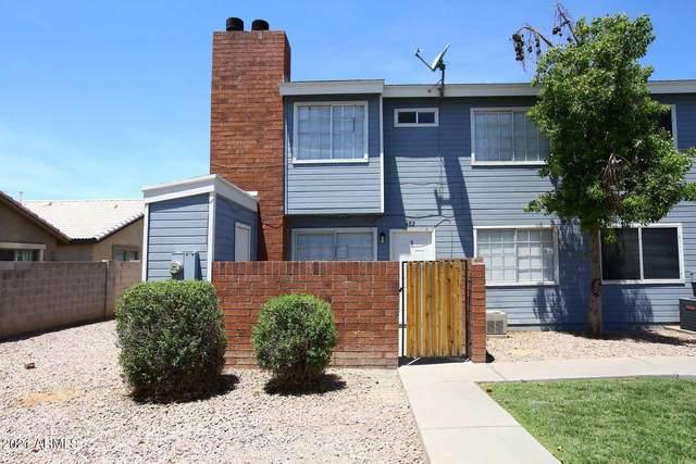 2301 E University Drive #482, Mesa, AZ 85213 (MLS #6261432) :: Yost Realty Group at RE/MAX Casa Grande