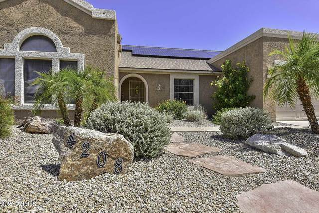 4208 W Cielo Grande, Glendale, AZ 85310 (MLS #6261439) :: Yost Realty Group at RE/MAX Casa Grande