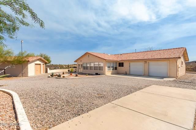44611 N Us Hwy 60 89, Morristown, AZ 85342 (MLS #6261447) :: Yost Realty Group at RE/MAX Casa Grande