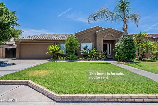10621 E Coralbell Avenue, Mesa, AZ 85208 (MLS #6261481) :: Power Realty Group Model Home Center