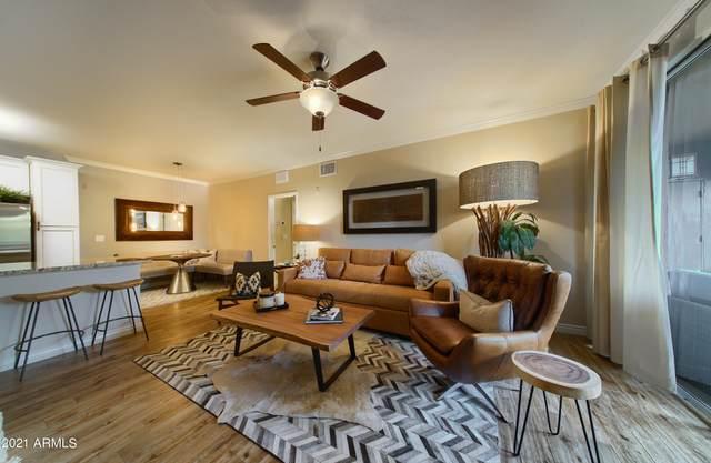 7009 E Acoma Drive #2125, Scottsdale, AZ 85254 (MLS #6261494) :: Dave Fernandez Team   HomeSmart