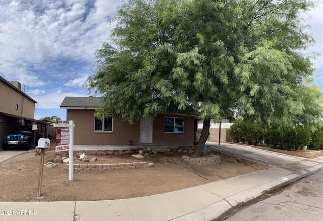 6107 W Nancy Road, Glendale, AZ 85306 (MLS #6261500) :: Yost Realty Group at RE/MAX Casa Grande