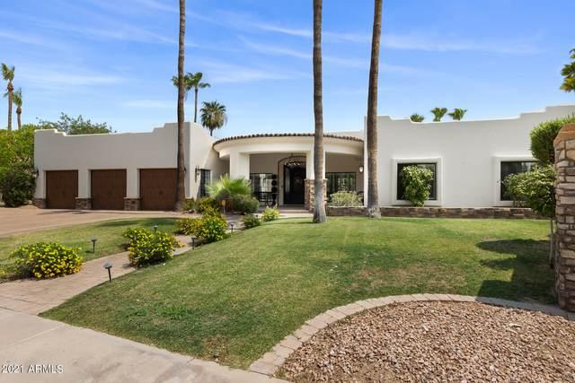 10011 E Windrose Drive, Scottsdale, AZ 85260 (MLS #6261505) :: Yost Realty Group at RE/MAX Casa Grande