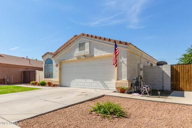 9127 E Encanto Street, Mesa, AZ 85207 (MLS #6261508) :: Yost Realty Group at RE/MAX Casa Grande