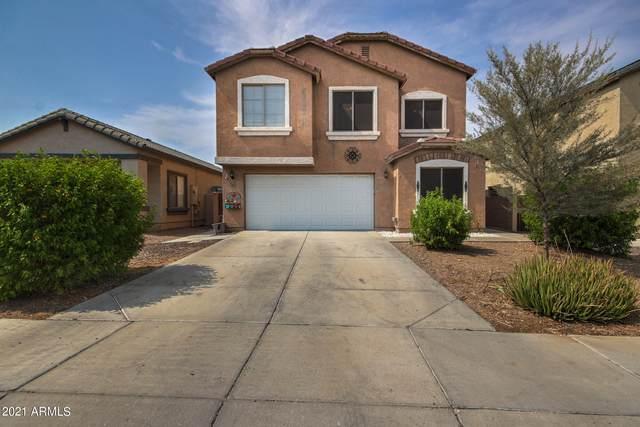 1210 W Desert Basin Drive, San Tan Valley, AZ 85143 (MLS #6261541) :: Yost Realty Group at RE/MAX Casa Grande
