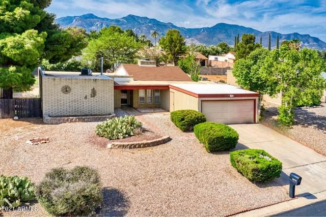 2932 Brae Burn Street, Sierra Vista, AZ 85650 (MLS #6261556) :: Yost Realty Group at RE/MAX Casa Grande