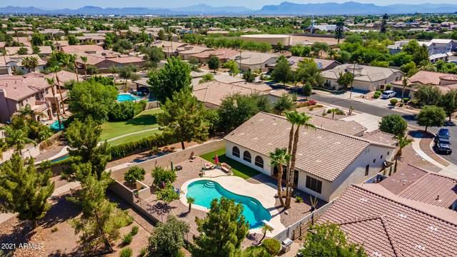 4648 S Ranger Court, Gilbert, AZ 85297 (MLS #6261589) :: Yost Realty Group at RE/MAX Casa Grande